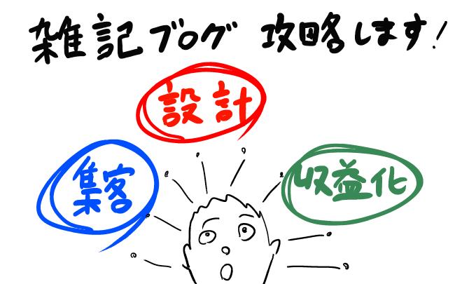 ブログ 収益 雑記